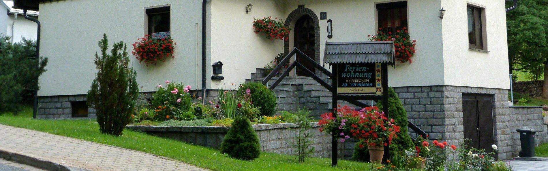 Ferienwohnung Liebscher in Holzhau Bergstraße - Urlaub im Erzgebirge